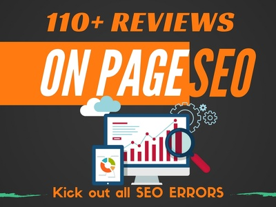 Analyze and Fix On Page SEO for Your Site
