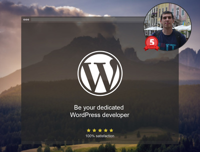 Be Your Dedicated WordPress Developer 1 hour