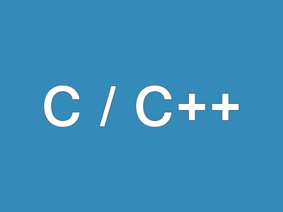 Write C and C++ codes for you