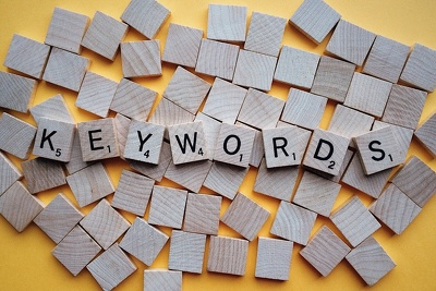 Do keyword research for your ppc ad, blog post or landing pages