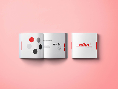 Design a brand book for your business