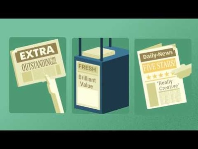 Make your outstanding explainer video including storyboard design and voice over