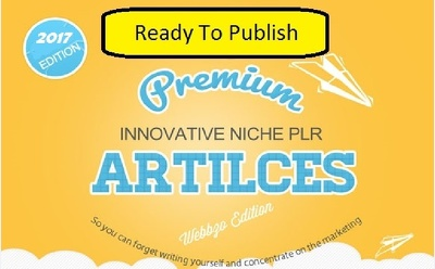Give you 111490 Plus Premium Articles Ready To Publish - 190+ Categories