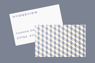 * Premium * Contemporary Business Card