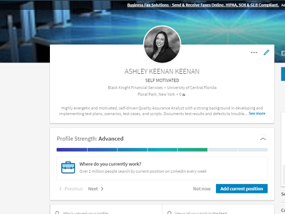 Build a Professional LinkedIn profile  and revamp your Professional LinkedIn Profile