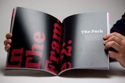 Design a 16pg  brochure / catalogue / magazine / lookbook (custom artwork available)