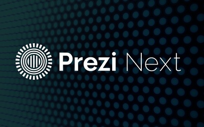 Create Prezi Next Conversational Presentation