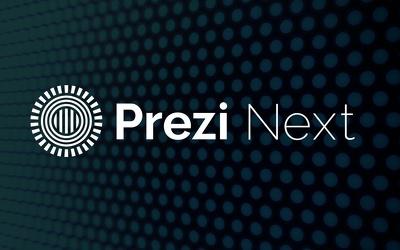Create Prezi Next Conversational Presentation