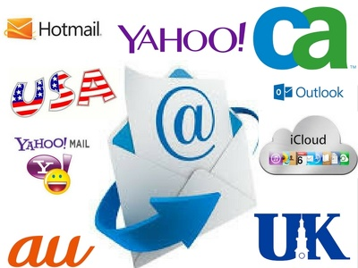 Targeted  CLEAN Email Lists As Per Your Need for business