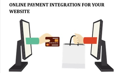 Intergrate Payments (Card/Mobile) into your online store/Website