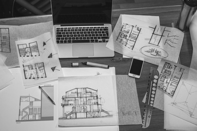 Make your freehand sketches to autocad
