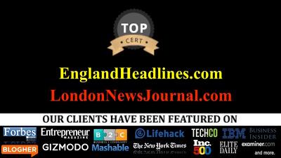 Press Release on London News blog: the LondonNewsJournal.com EnglandHeadlines.com