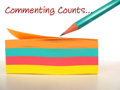 Provide 10 insightful and proactive Blog comments to increase traffic to your website