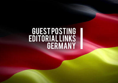 publish 6 German Blog Posts in related niche, unique articles