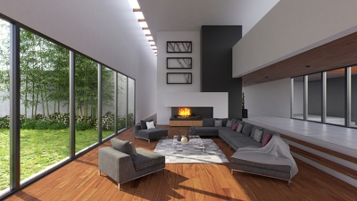 Get great and realistic 3D Architectural Renderings!