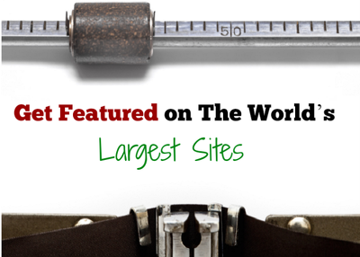 Share contact Info for top editors who accepts guest posts
