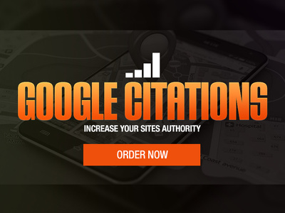 Build 125 Google Map Citations for Local SEO