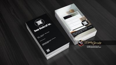 Create 3d Premium Business Card Visualization and Design