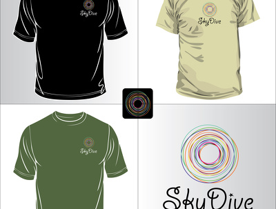 Design a awesome eye catching t-shirt