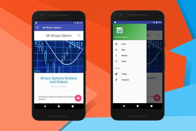 Convert Your Website Into An Android App - Material Design