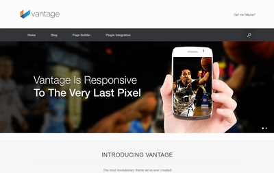 Develop 5 page responsive WordPress website + unlimited images + premium theme