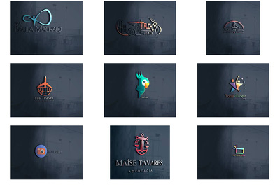 Design creative logo concepts for your business with unlimited amendments & Favicon