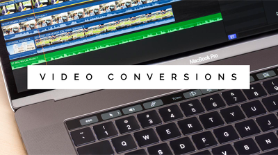 Convert your videos into any format