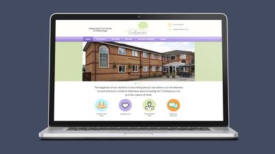 Design your modern, dynamic website