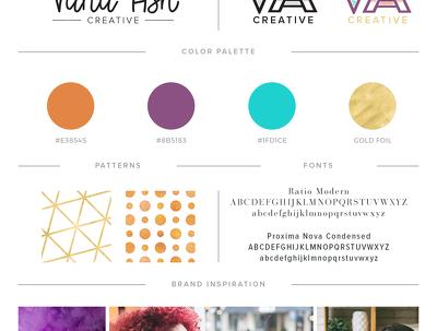 Produce my minimalist branding package