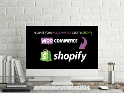 Migrate your WooCommerce product, orders, customers, reviews data to Shopify