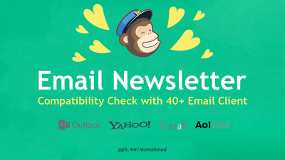 Create Editable MailChimp Template