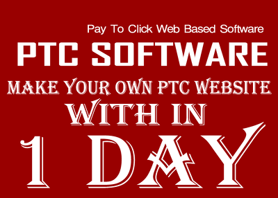 Build PTC script for  your own PTC website - Latest project 2017