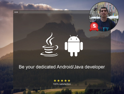 Be Your Dedicated Android/Java Developer 1 hour
