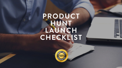 Send you my Product Hunt Launch Checklist