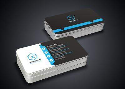 Design modern Business Card