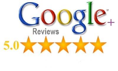 Give you 5 star 5 real & active Google plus reviews on your business