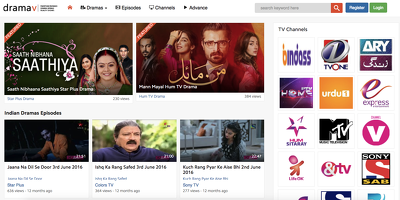 Create dramas/video sharing website for