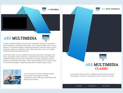 Create  flyer for you