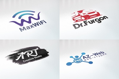 Professional logo and corporate identity design