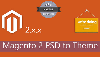 Create a Magento 2 theme from PSD