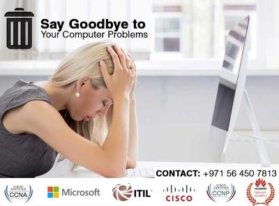 Provide IT support services in Dubai, U.A.E