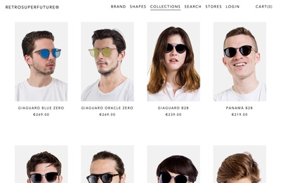 Build a professional e-commerce website coded in HTML 5 and CSS
