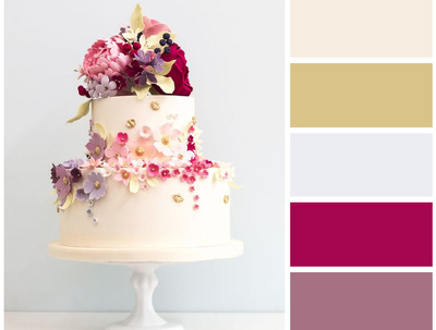 Create a colour palette / scheme from a photo