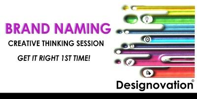 Help you create a great brand name