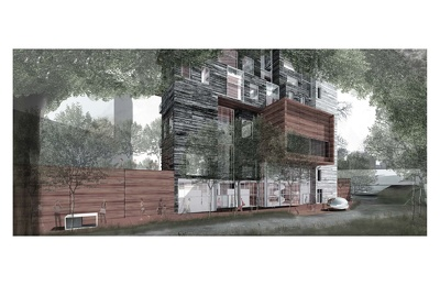Turn your 2D architecture plans into a high quality 3D model with basic renderings.