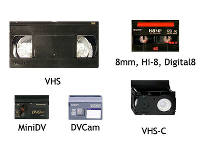 Transfer old video tapes and burn to DVD and/or upload as a digital video file.