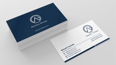 Professional design Business Card