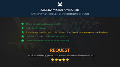 Upgrade your joomla website from old version (1 to 2.5) to joomla 3