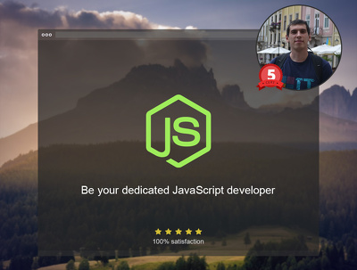 Be Your Dedicated JavaScript Developer 1 hour