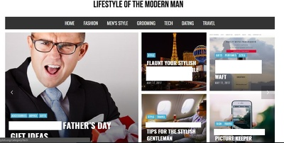 Post your Sponsored Article / Guest Post / Editorial to Men's Lifestyle Website